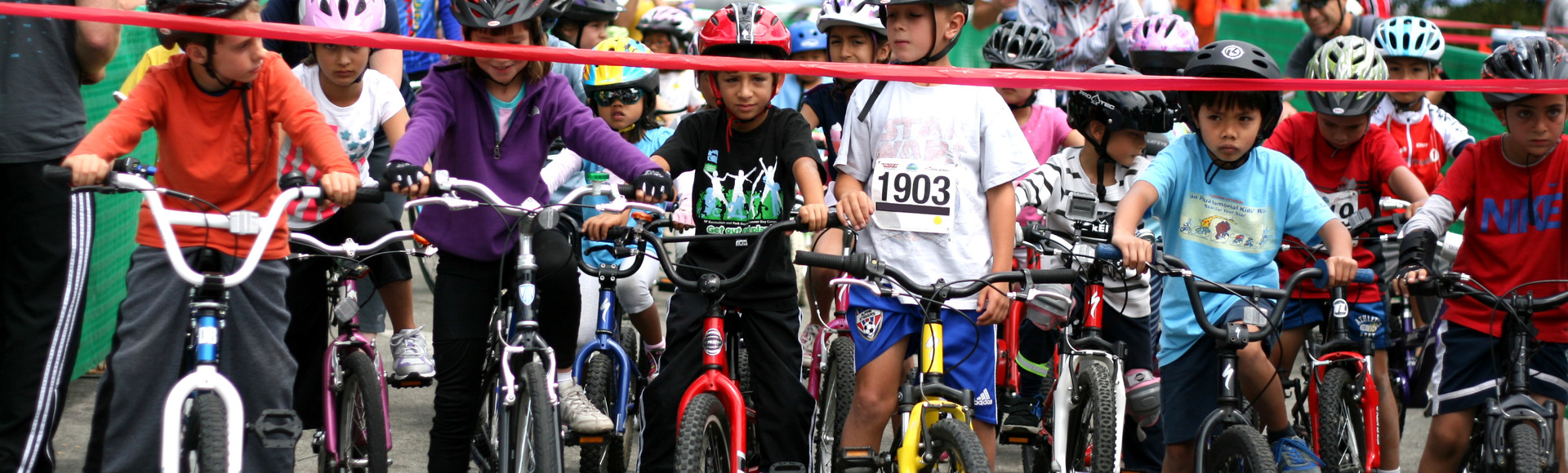 Children Cycle Race at Wachauer RADtage